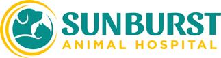Sunburst Animal Hospital Logo